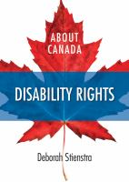 About Canada: Disability Rights